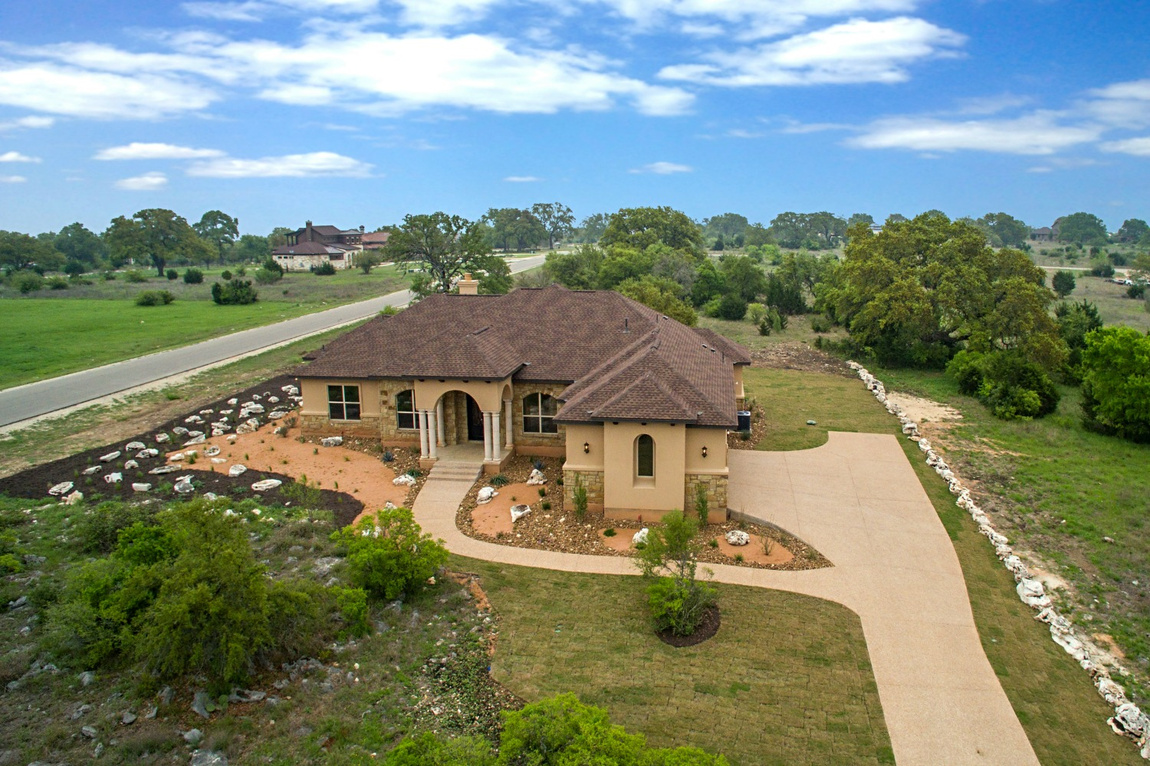 Custom home builder new braunfels texas for Builder home